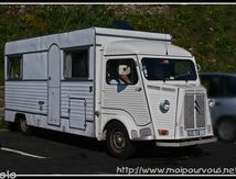 Le TUB Citroen camping car ...