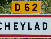 Cheylade dans le Cantal ...