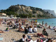 Retour sur Marseille Cassis