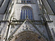 La Cathédrale St Corentin, joyau de l'art gothique : Bretagne