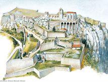 La Citadelle de Sisteron Alpes de Haute-Provence