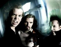 Interview with APOCALYPTICA by Loud TV
