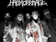 New HAEMORRAGE videoclip : Blood & ... Blood
