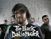 New BLACK DAHLIA MURDER bass player !