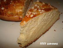 La tarte tropèzienne