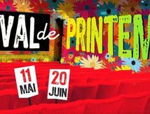 Festival de Printemps : Mes votes