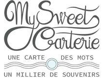 Arrêtons de noyer nos mots doux dans la masse des e-mails avec My Sweet Carterie….