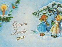 Noël Jean vous souhaite ses meileurs voeux