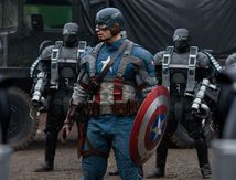Captain America-First avenger (2011) de Joe Johnston