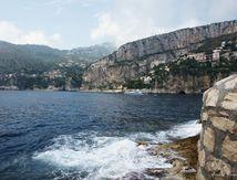 balade à Cap d'Ail (Monaco)