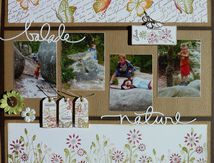 """Scrap : une page """"balade nature"""""""