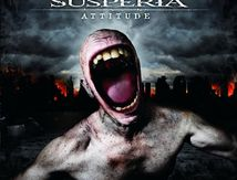 SUSPERIA: Attitude (2009-Candlelight Records)[Power/Thrash-Metal]