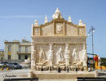 La fontaine grecque