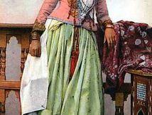Costumes algériens