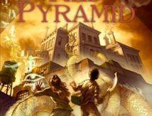 Littérature jeunesse : La pyramide rouge de Rick Jordan