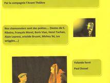 """""""Printemps des poètes"""" à Cuxac d'Aude"""