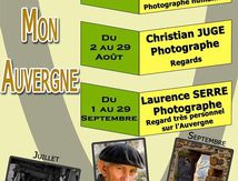 Expo Photos Office de Tourisme Riom Es Montagne