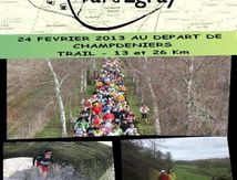 Trail du Val d'Egray