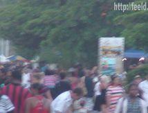 Le #19j à Saint-Pierre, on s'indigne en musique