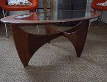 TABLE BASSE SCANDINAVE (VENDUE)