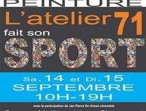 MOUVAUX édition 2013 EXPOSITION PEINTURE ATELIER 71