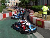 Karting à Cogolin