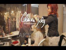Découvrez une collaboration en image de Claire JOLY & Laurent Crépeau