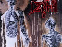 Re-Release of 4th Death album 'Human'