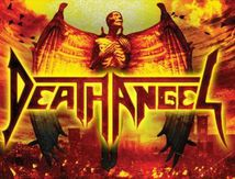 DEATH ANGEL river and rapture videoclip + video interviews
