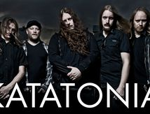 Interview with Anders from KATATONIA from studio