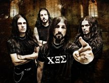 ROTTING CHRIST on tour in Europe with SAMAEL