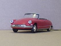 DS 19 cabriolet 1961