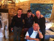 Georges Lautner, Jan Kounen, Cyril Lecomte et Jeff Domenech réunis !