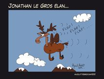 Dessin idiot n°4 du week end : Jonhatan le...?