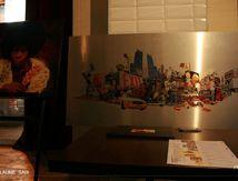Expositions - Ohlala Café / Adam's Studio 2010/2011