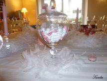 table d'une princesse