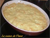"Gratin de pâte ""version Cyril Lignac"""