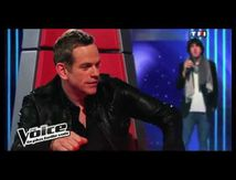 """THE VOICE"" SCANDALE ! Le Candidat Censuré ..."