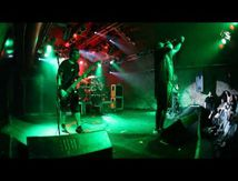 Sepultura live in Germany 2010