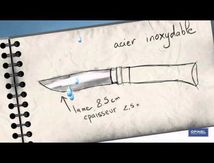 animation Opinel
