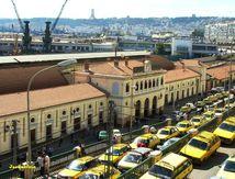 la gare maritime d'Alger