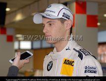 #DTM : Un test en F1 chez Toro Rosso pour Wittmann