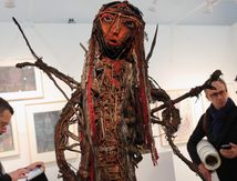 Article du New York Times sur l'Outsider Art Fair 2014