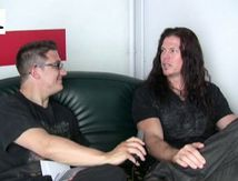 Interview with Chris Broderick from MEGADETH