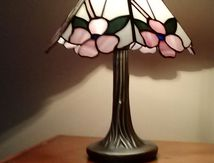 Dogwood Lamp turned