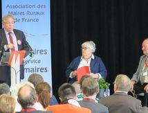 Poullan-sur-Mer. La ministre face aux maires de communes rurales