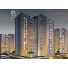 Come to  Assetz 63 Degree East and enjoy the luxurious living style.