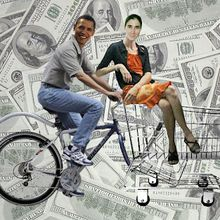 Obama y Yoani Sanchez