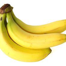 Actu insolite : Attention une banane peut faire très mal!