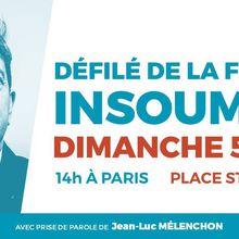 Le mouvement des insoumis s'organise partout en France